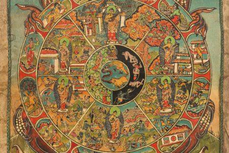 Bhavacakra Tibet